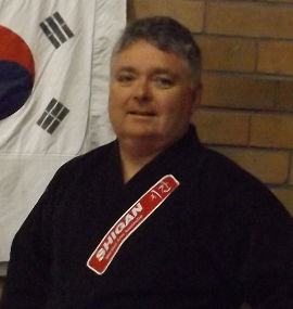Darren Bates Shi-Gan Martial Arts Wallsend Instructor