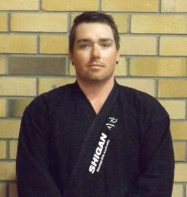 Marty Bates Shi-Gan Martial Arts Adamstown Instructor